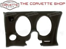 C3 Corvette Lower Dash Pad Left Hand LH ANY COLOR 1974-1976 with AC