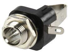 Lumberg 6.3mm chassis mono jack chassis socket