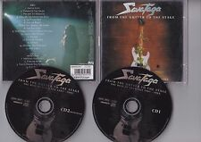 RARE 2CD - SAVATAGE - From The Gutter To The Stage