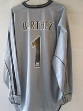 Manchester United 2001-2002 Cent Goalkeeper Barthez Football Shirt xxl /34776