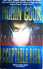 Acceptable Risk  Robin Cook Paperback 1994  Medical Suspense