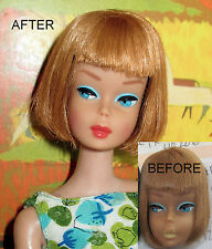 Vintage Barbie american girl restoration service by Lolaxs