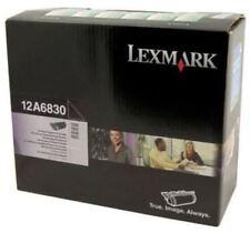 Lexmark GENUINE/ORIGINAL Laser Toner Cartridge 12A6830 T510,T522,X520,X522 NEW