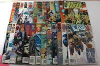 Mixed Lot of 26 Marvel Comics X-Men Deluxe & Limited Series issues
