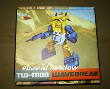 Transformers ToyWorld TW-M08 WaveBreak MP Seaspray in Stock
