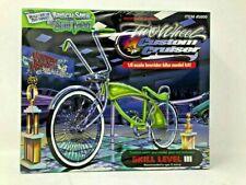 Hoppin Hydros 1/6 Two Wheel Custom Cruiser Bike Model Kit 5000