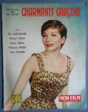 ► MON FILM SPECIAL - 1958 - ZIZI JEANMAIRE - DANIEL GELIN - MARIE DAEMS - VIDAL