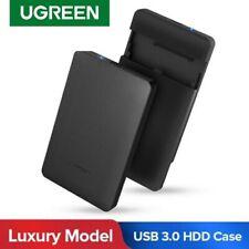 Ugreen External HDD Enclosure Case 2.5 inch SATA to USB 3.0 SSD Adapter Box 8TB