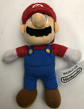 Mario - Nintendo Super Mario Plush 7 in Toy Jakks Pacific