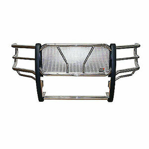 Westin 57-2360 Steel HDX Grille Guard w/Brush Guard for Ford F250/350/450/550HD