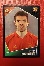 Panini EURO 2004 N. 73 ESPANA MARCHENA  NEW With BLACK BACK TOPMINT!!