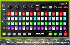 AKAI Fire APC FORCE DRUM SYNTH rerigerator magnet