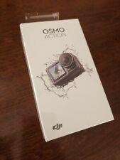 DJI Osmo 4K Action Cam mit 2 Bildschirmen, HDR, Schwarz NEU Ungeöffnet OVP.