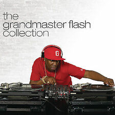 GRANDMASTER FLASH (THE COLLECTION - 4CD SET BRAND NEW + FREE POST)
