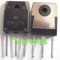 5PCS 2SK1279 Encapsulation:TO-3P,N-channel MOS-FET