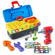 Educational Toys For Boys 2 Year Olds Toddler Kids Girl Children Toolbox Playset