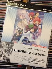 Broccoli Angel Beats! - 1st Beat Yuri Kanade Yui Tenshi TCG Card Storage Box