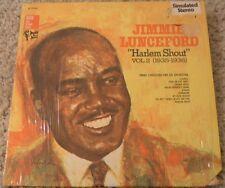 "Album By Jimmie Lunceford, ""Harlem Shout, Vol 2"" on Dec"