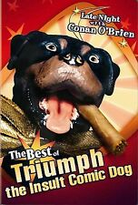 The Best of Triumph the Insult Comic Dog (DVD, 2004)