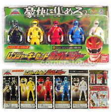 ~ Legend Sentai - GAORANGER - Power Rangers Wild Force - 5 RANGER KEYs set *