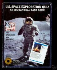 U.S. SPACE EXPLORATION QUIZ GAME