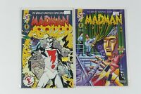 Madman Comics World's Snappiest Comic Issues 1 & 2 Dark Horse 1994