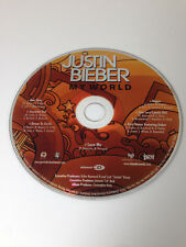 Justin Bieber - My World  - Music CD Disc Only - Replacement Disc