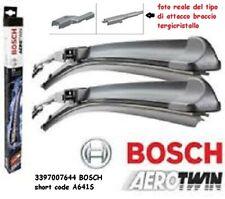 2 SPAZZOLE TERGICRISTALLO BOSCH OPEL ASTRA J GTC 08 dal 09.2011 3397007644 A641S