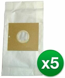 Bissell Butler and Simplicity Scout Vacuum Cleaner Bags 5/pk