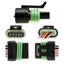 EGR Vacuum Regulator Solenoid Connector-VIN: W Airtex 1P1372