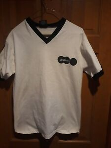 Longpigs 1996 On and On WBCN Boston event shirt Medium rare Oasis Brit pop Blur
