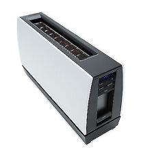 Jacob Jensen Design One Long Slot Toaster Silver/Black 2178W