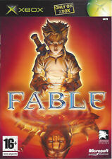 FABLE for Xbox - PAL