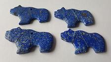 Lapis Lazuli Bär Anhänger *EBAY PLUS* Tierfigur Tier Edelstein Afghanistan