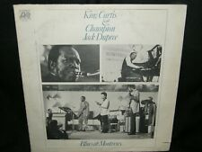 KING CURTIS & CHAMPION JACK DUPREE BLUES AT MONTREUX / 1973 ATLANTIC SD 1637