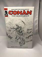 Conan the Cimmerian #1 Variant LE 1:1000 100 Dark Horse Barbarian NITF Truman