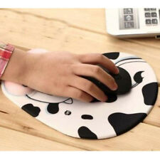 Cute Animal Cow Mouse Pad Hot Anti-Slip Computer Wrist Support PC Laptop AR22