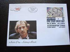 AUTRICHE - enveloppe 1er jour 3/9/1993 (B4) austria
