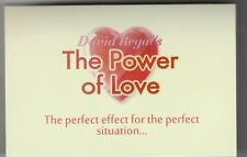 Power of Love by David Regal Magic 2019