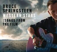 BRUCE SPRINGSTEEN - WESTERN STARS SONGS FROM THE FILM 2CD Sent Sameday*