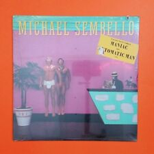 MICHAEL SEMBELLO Bossa Nova Hotel LP Vinyl SEALED 1983 WB 23920 1