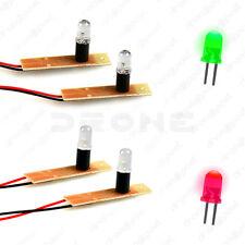 LED Luz SYMA X8 X8C X8W X8G X8HC X8HW X8HG Drone Repuestos Accesorios RC Nuevo