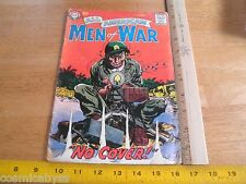 All American Men of War 62 comic book G/Vg 1960s Silver Age machine gun