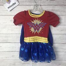 0fa0593c7 Girls Polyester Wonder Woman Infant   Toddler Costumes