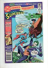 DC Comics Presents #41 1ST APP NEW WONDER WOMAN! Superman vs. JOKER! 1982 WOW!
