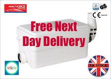 SteriFlux ® Macerator Pump Shower/Sink/Bath 2 in 1 Silent! No1 Shower 250 Watt