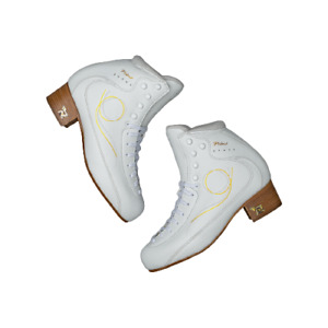 Risport Royal Prime Boots, Any Sizes, White and Black, Narrow and Standard