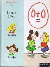 Première lune * NATHAN * La tête à Toto * Béatrice ROUER * 5 / 7 ans book