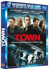 THE TOWN BLU RAY NEUF SOUS CELLO