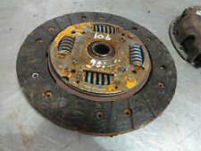 Peugeot 106 GTI 1.6 Clutch Kit Pressure Plate + Friction Plate Good Used Cond